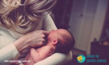 El amor no basta obra teatro corta madre soltera embarazo